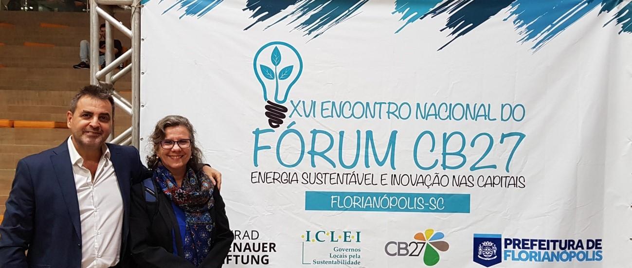 Fórum Nacional de Secretários de Meio Ambiente das Capitais Brasileiras - CB27